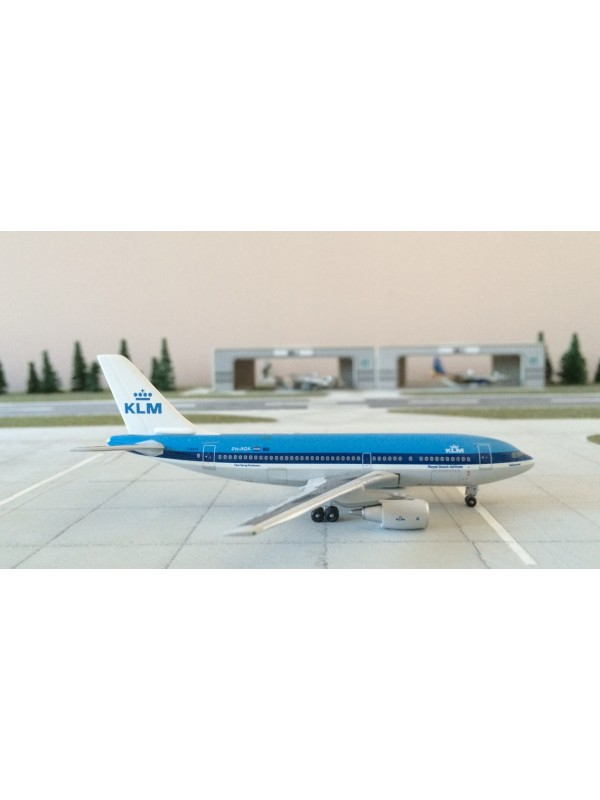 SKYJETS 1:400 KLM AIRBUS A310-200