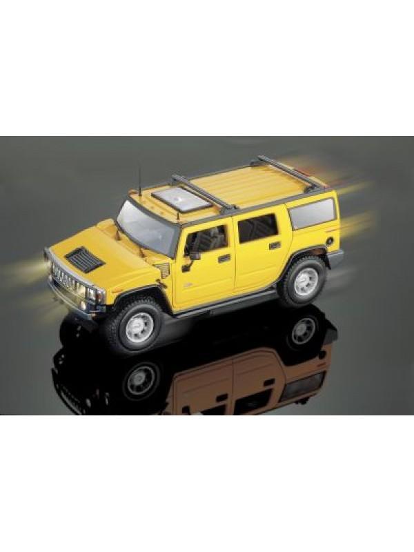 Hummer Models List >> Ferri Die Cast - MAISTO 1:18 HUMMER H2 SUV RC